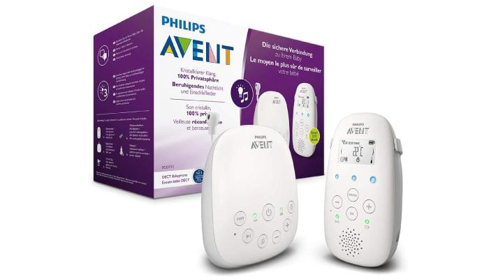 1_Intercomunicador Philips Avent