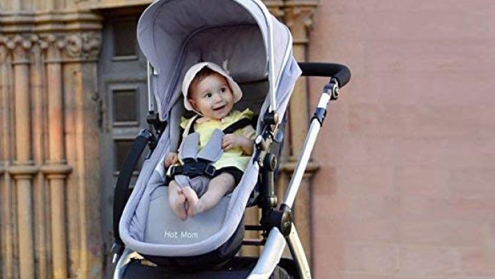 6_Carrinho de bebé Hot Mom